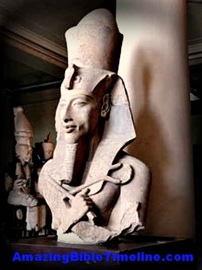 a history of the rule of akhenaten amenhoptep iv In 1353 or possibly 1351 bce amenhotep iv ascended to the throne of egypt in the fourth year of his reign he changed his name to akhenaten to reflect his devotion to a single god he called the aten.