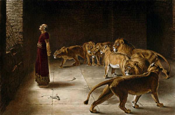 Daniel a major old testament prophet