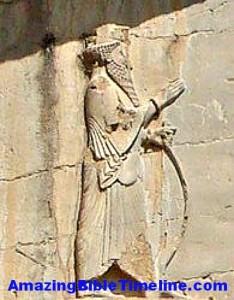 Artaxerxes I of Persia