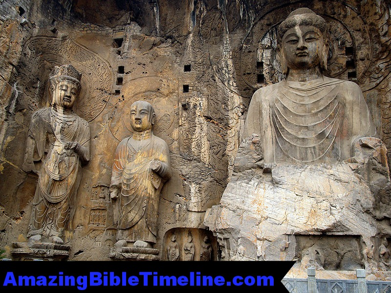 History Of Buddhism In Ancient China