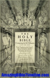When_was_the_word_Bible_first_used